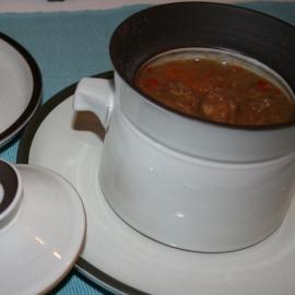 Boozy Beef Pots | Awkward Eaters
